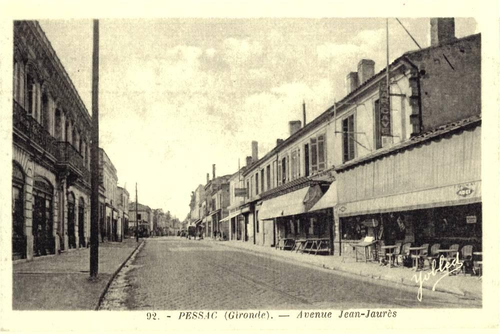 Avenue Jean Jaures Pessac