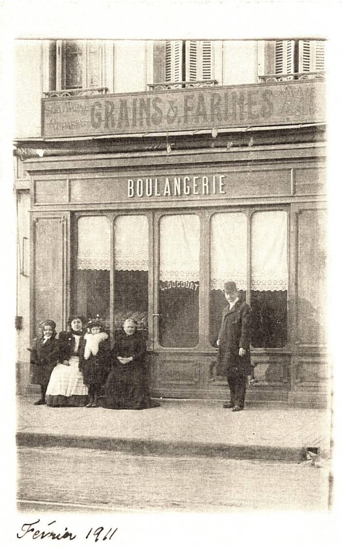 Boulangerie (1911)