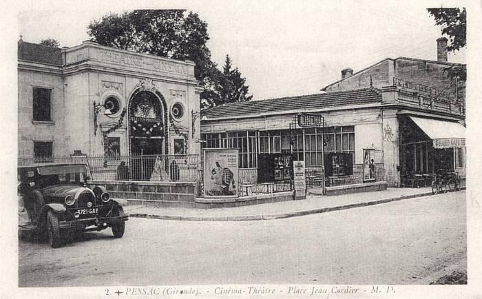 Cinéma - Théâtre - (Place de la Mairie)