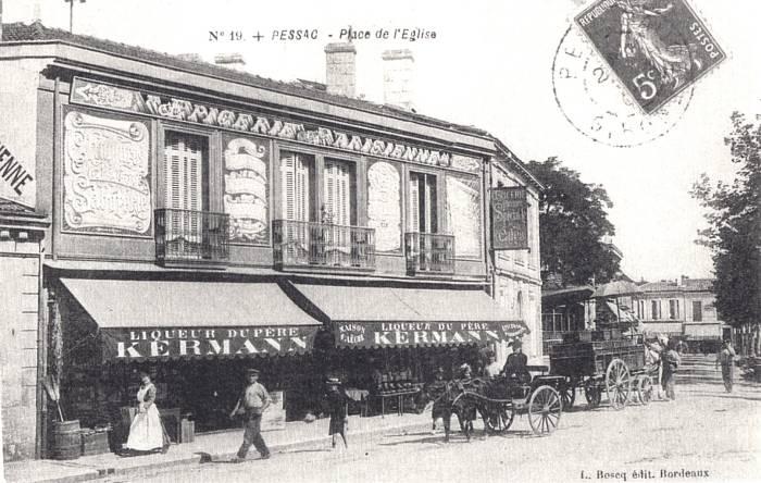 Place de l'Eglise (place de la Vème République)