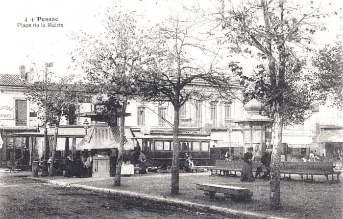 Place de la Mairie (place de la Vème République)