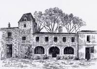 Le prieuré de Bardanac