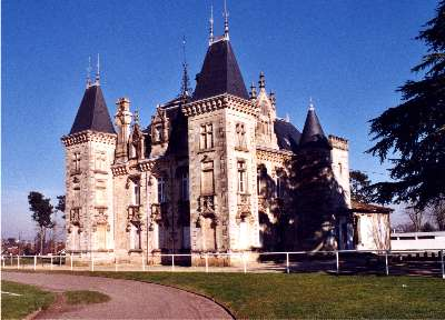 Le château de Bellegrave