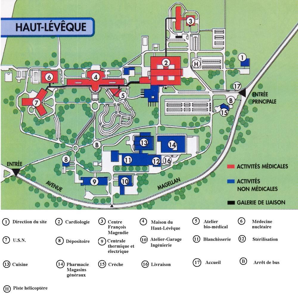 Hôpital Haut-Lévêque