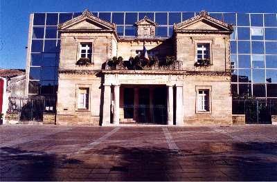 La Mairie de Pessac