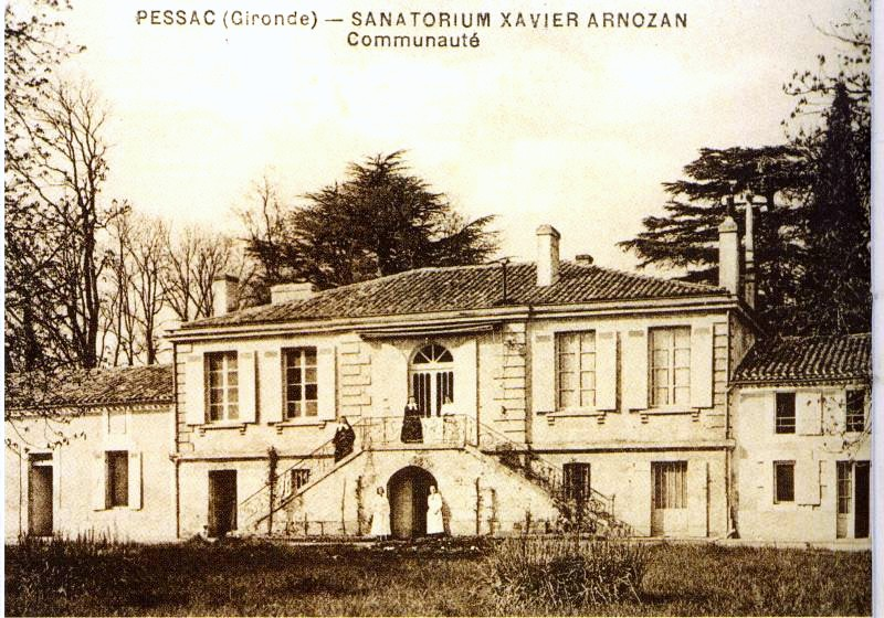 Hôpital Xavier Arnozan