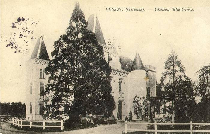 Château de Bellegrave